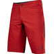 Fox Indicator Shorts Men no Liner bright red
